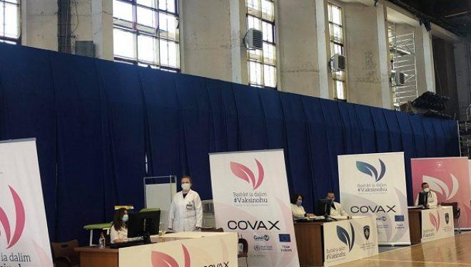 2 600 të moshuar janë vaksinuar kundër Covid-19