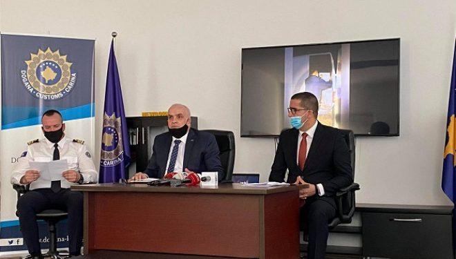 Rriten të hyrat rreth 10% për periudhën janar-shkurt në Doganën e Kosovës