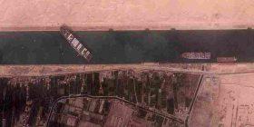 Anija që ka bllokuar Kanalin e Suezit mund të shkaktojë mungesë të letrës higjienike në të gjithë botën