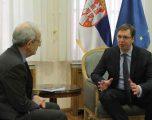 Server: Vuçiq nuk do ta zgjidh çështjen e Kosovës as këtë mandat, as mandatin tjetër