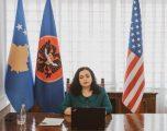 Osmani: Serbia po i vazhdon përpjekjet për ta minuar shtetin e Kosovës