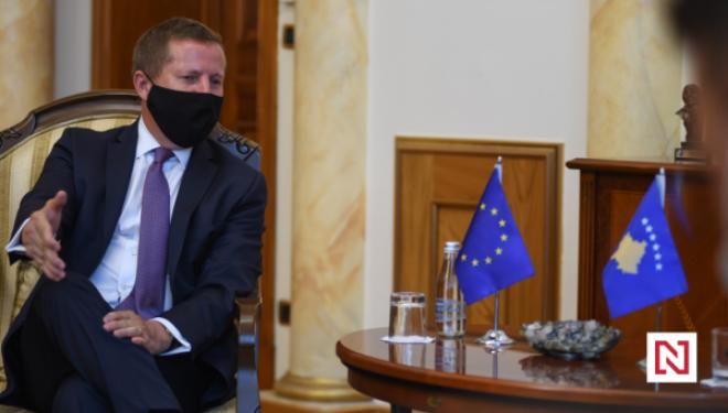 Shefi i BE-së në Kosovë reagon pas zgjedhjes së drejtorit të ri të AKI-së