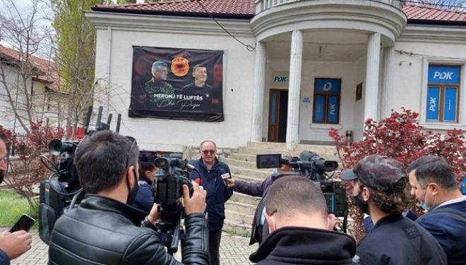 Nis largimi i zyrave të partive politike nga pronat e komunës, Totaj: Pushteti i VV-së s'pati konsideratë