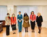 Osmani takohet me përfaqësueset e UN Woman, bisedojnë për avancimin e barazisë gjinore