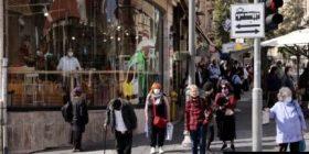 Izraeli shfuqizon masën për vendosje të maskës në ambiente të jashtme