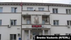 Ndërtesa e Komunës së Bujanocit.