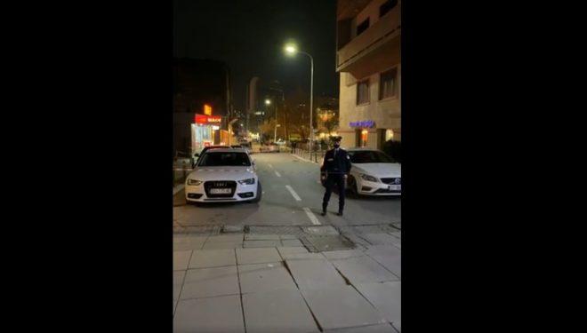 Gjuajtje me armë në qendër të Prishtinës