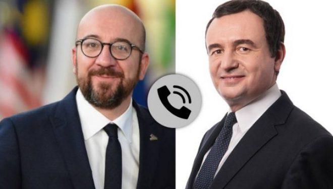 Kurti udhëton sot drejt Brukselit, para nisjes e rithekson se dialogu nuk është në tri prioritetet e Qeverisë