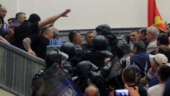 Katër vjet nga dhuna në kuvend, organizatorët ende në liri
