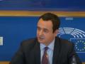 Kurti para anëtarëve të Komitetit për Punë të Jashtme: Jemi për dialog, por që është i përgatitur mirë dhe me parime