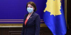 Reagon Donika Gërvalla, thotë se kundër saj ka filluar beteja me falsifikime kibernetike