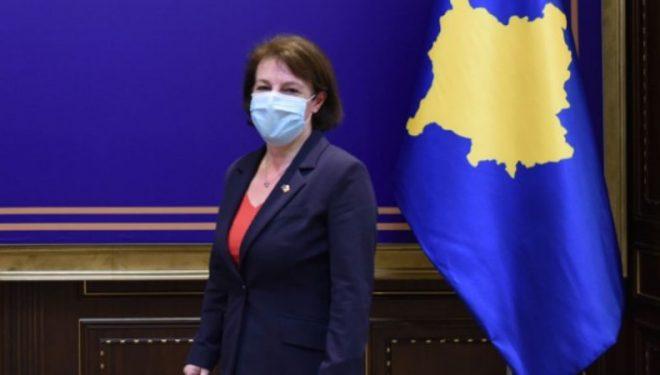 """""""Donika Gërvalla ka filluar të bëhet më kryeministër se Albin Kurti"""""""