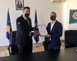 Agron Llugaliu pranon detyrën e drejtorit të Doganës