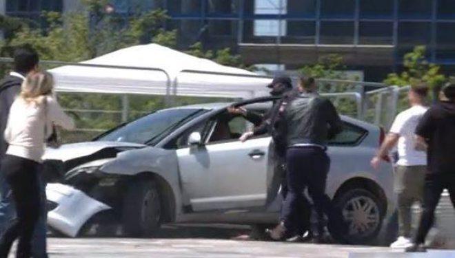 I riu që ndali veturën në Tiranë: Nuk kisha frikë për veten, por për qytetarët