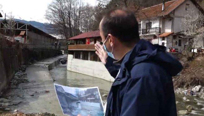 Aliu: Kompanitë e hidrocentraleve e lëshojnë ujin vetëm gjatë vizitave të paralajmëruara