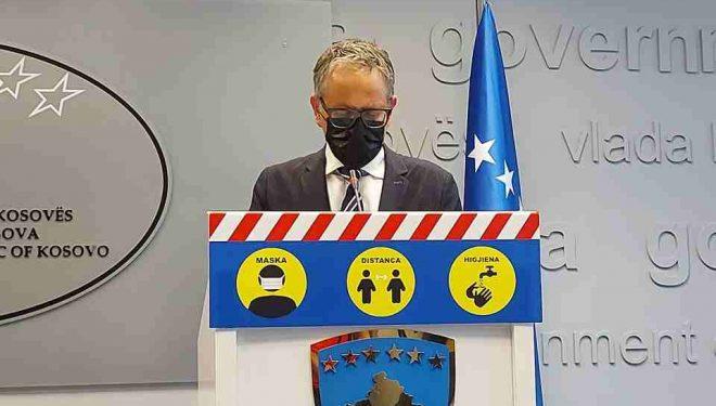 Vitia thotë se komunat serbe nuk raportojnë rastet me COVID-19 për arsye teknike dhe jo vetëm politike