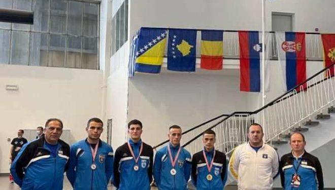 Kosova i fiton 4 medalje në Kroaci, vëllezërit Bajoku i fitojnë të artat