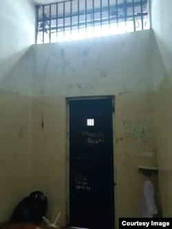 Burgu i Idrizovës në Shkup.