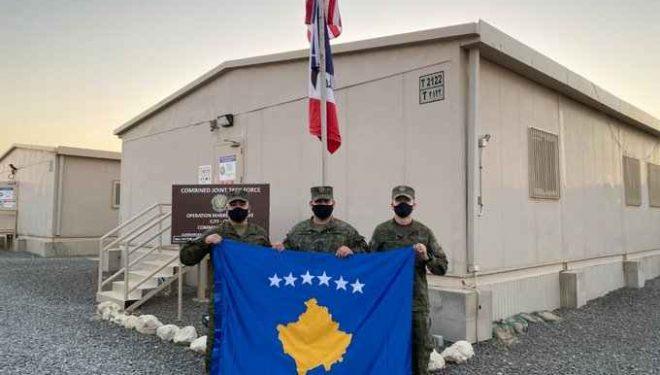 Departamenti Amerikan i Mbrojtjes: Krenar të jemi bashkë me Ushtrinë e Kosovës në Kuvajt