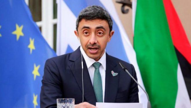 Reagojnë Emiratet e Bashkuara Arabe për konfliktin mes Izraelit dhe Palestinës