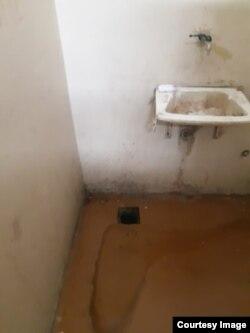 Fotografi e realizuar në burgun e Idrizovës. Drejtoria e Burgjeve e Maqedonisë së Veriut e pranon se kushtet në burgjet e këtij shteti, nuk janë të mira.