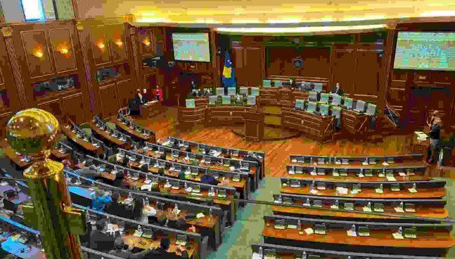 Kuvendi voton të diskutohet për shkarkimin e Bordit të AKP-së dhe emërimin e Bordit të ARKEP-it