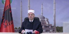Tërnava: Nesër namazi i Fitër Bajramit falet në xhamia, nuk ka ceremoni