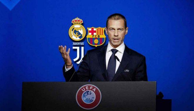 UEFA kërkon me çdo kusht dënime