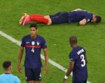 Pavard zbulon se ishte pa ndjenja për 15 sekonda ndaj Gjermanisë