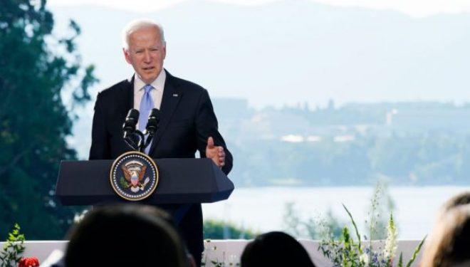 Biden: Putin do t'i përmbahet paralajmërimeve, gjëja e fundit që ai do tani është një Luftë e Ftohtë