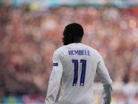 Dembele largohet nga ekipi i Francës në Euro 2020