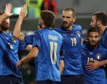Italia ka siguruar kualifikimin, garë e ashpër mes Uellsit, Zvicrës dhe Turqisë në Grupin A