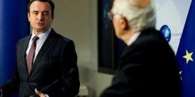 Borrell fton Kurtin e Vuçiqin t'i kthehen dialogut
