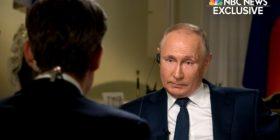 Gazetari i NBC-së e pyet troç Putinin: Z.President, a jeni ju vrasës, siç thotë Bideni?
