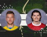 Formacionet e mundshme: Ukrainë – Austri, ndeshja që do të përcaktojë shumëçka në Grupin C