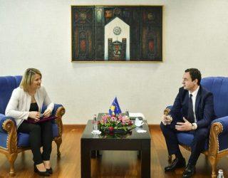 Kryeministri Kurti emëron Liza Gashin, zëvendësministre të Punëve të Jashtme dhe Diasporës