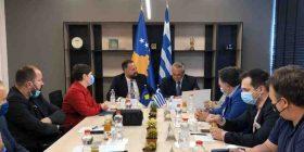 Rukiqi: Oda Ekonomike Greke zotohet se do të lobojë për njohjen e Kosovës nga Greqia