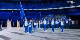 """Kosova parakalon në ceremoninë hapëse të Lojërave Olimpike """"Tokyo 2020"""""""