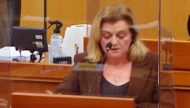 Deputetja kosovare në parlamentin kroat: Kroacia është me mendje e me zemër afër familjeve dhe institucioneve të Kosovës