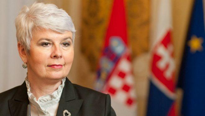 Ish-kryeministrja kroate tmerrohet nga komentet negative të serbëve, pasi u solidarizua me familjet e viktimave të aksidentit