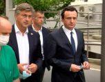 Kryeministri Kurti i shkruan letër homologut kroat: Kosova s'do ta harrojë kurrë aktin e humanizmit të Kroacisë