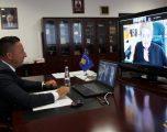 Sekretarja Albright e fton ministrin Mehaj për vizitë në ShBA