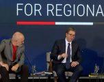 Vuçiq thotë se e mbështet 100% kryeministrin shqiptar, Rama: Ai do që unë të them pranoje Kosovën