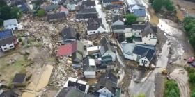 Shkencëtarët të shokuar nga përmbytjet në Gjermani