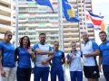 Ekipi olimpik pritet sot me ceremoni shtetërore