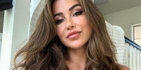 Ana Cheri ngacmon imagjinatën e fansave në rroba sportive