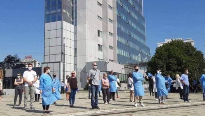 Mblidhet Sindikata e Shëndetësisë, paralajmërojnë protesta për të premten