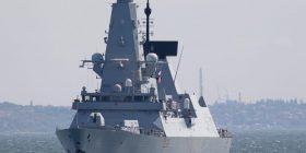 Rrëmbehet anija britanike në brigjet e Emirateve të Bashkuara Arabe