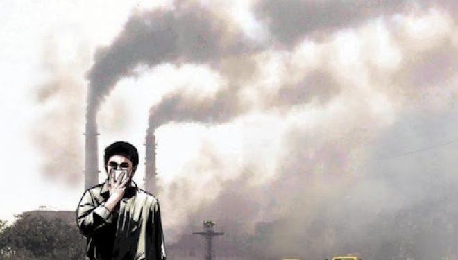 Studimi: Zjarret dhe ndotja e ajrit ndikojnë në rritjen e të infektuarve me Covid-19