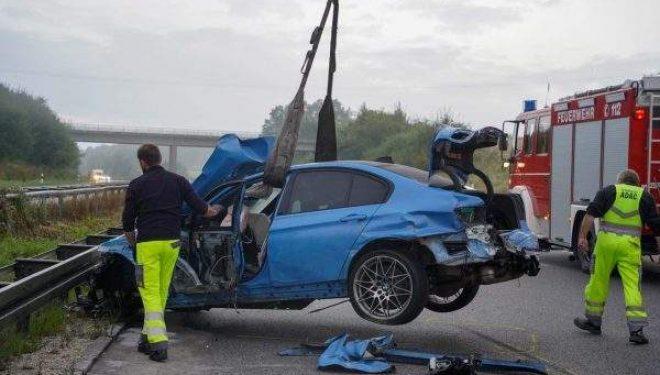 I riu nga Mitrovica vdes në aksident tragjik në Gjermani
